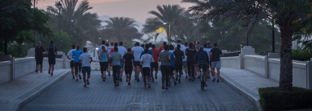 Countdown begins ahead of new era for Al Mouj Muscat Marathon