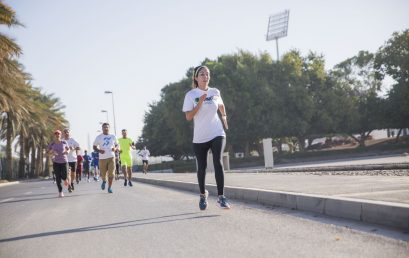 Countdown is on for the start of record-breaking 2018 Al Mouj Muscat Marathon