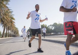Excitement mounts a week ahead of record-breaking Al Mouj Muscat Marathon