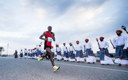 Record-breaking 2018 Al Mouj Muscat Marathon a big success with international athletes