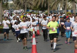 Spectators invited to share the excitement of the Muscat Marathon in a vibrant Race Village