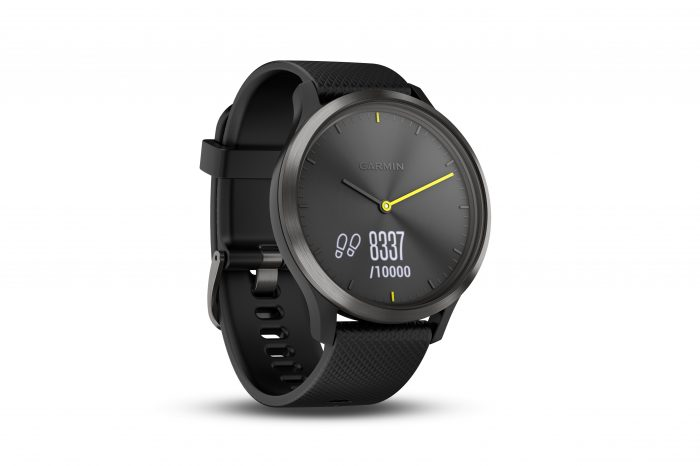 vivomove HR - Sport Black, UNITED STATES