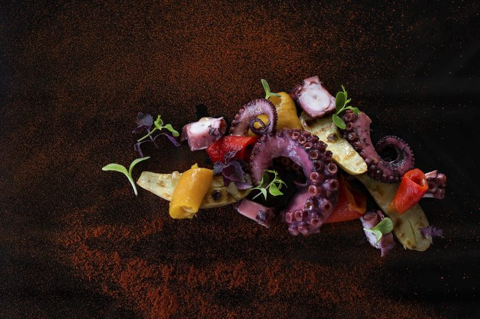 Grilled Pulpo_Zale_Kempinski Hotel Muscat