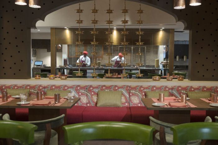 Kempinski Hotel Muscat_Bukhara_Show Kitchen