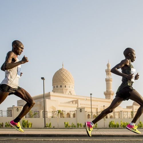 Al Mouj Muscat Marathon Joins an Illustrious List of World Class Marathons an Abbott-Wanda World Championship Qualifier