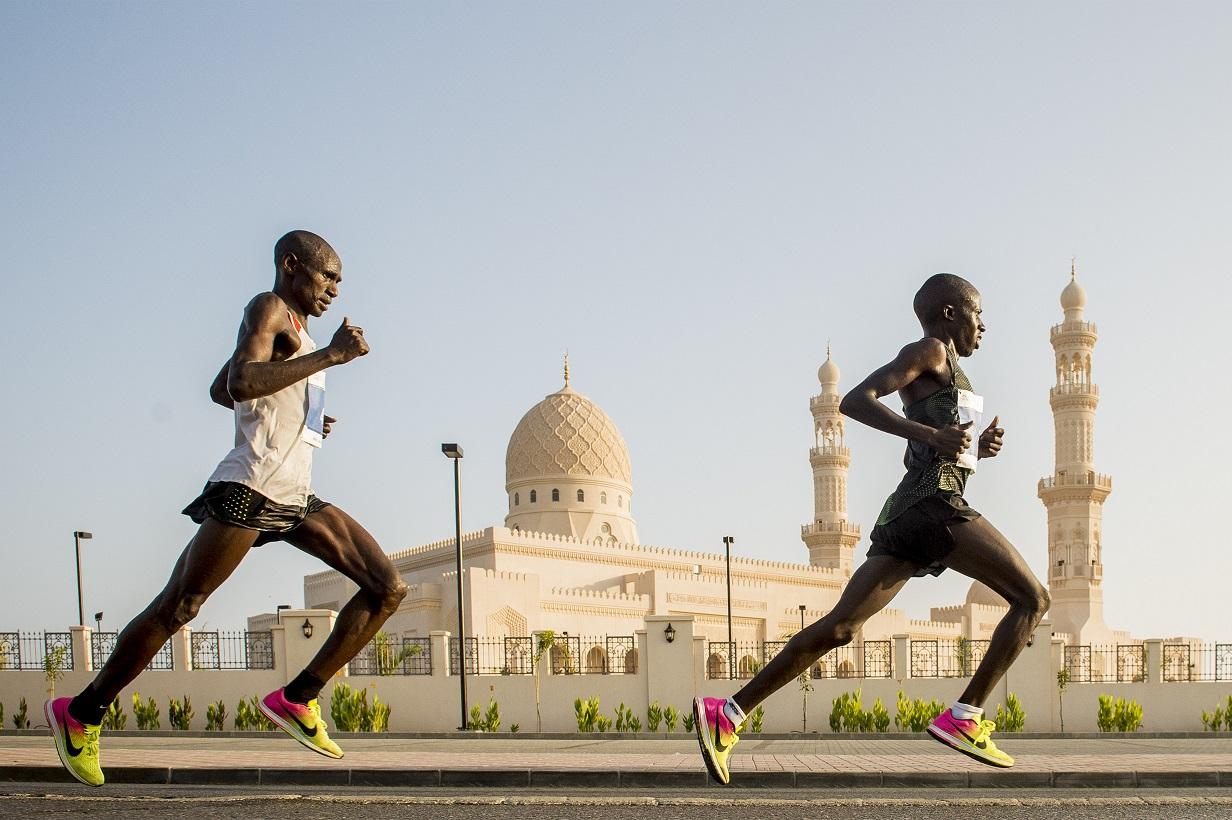 Al Mouj Muscat Marathon Joins an Illustrious List of World Class Marathons an Abbott-Wanda World Championship Qualifier