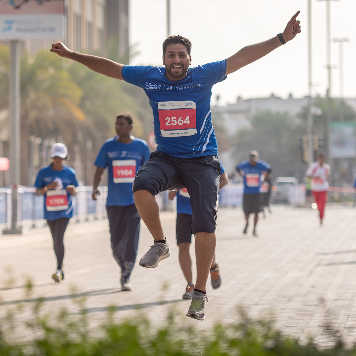 More than 10,000 to take part in the biggest ever Al Mouj Muscat Marathon