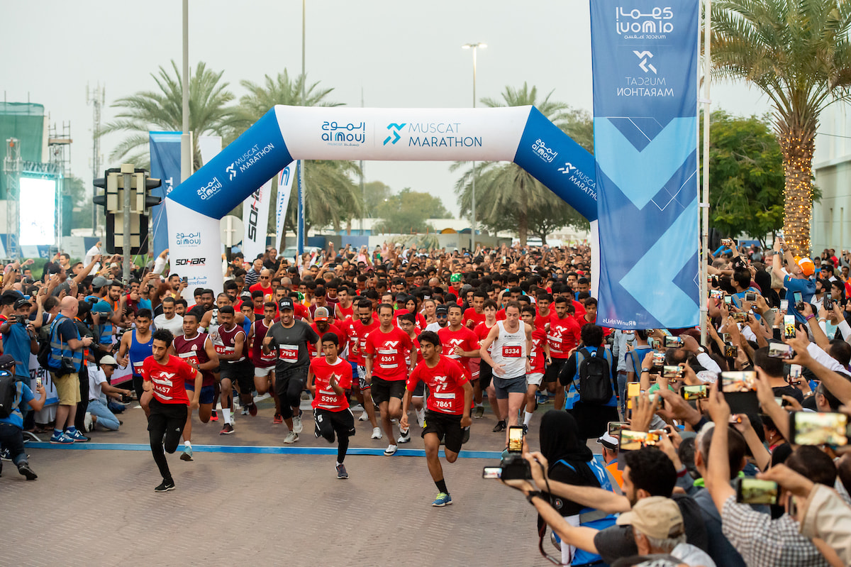 Kids shine on final day of biggest ever Al Mouj Muscat Marathon